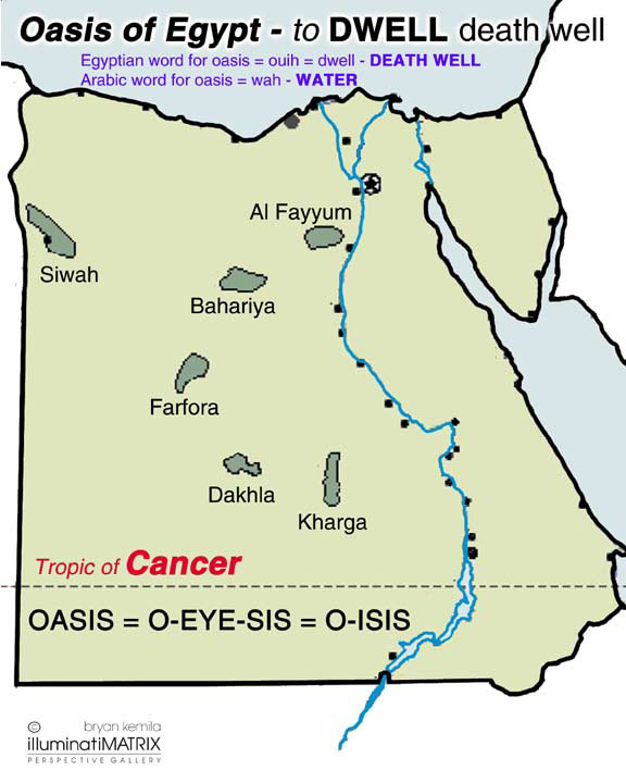 The Egypt Map Wine Is Also Known To Come From The Western Oases - Map of just egypt